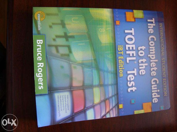 The complete guide to the TOEFL Test iB Edition