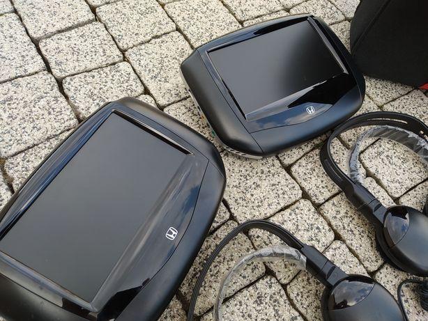 Zestaw multimedialny/ DVD  Honda OEM JDM rarytas - cały komplet