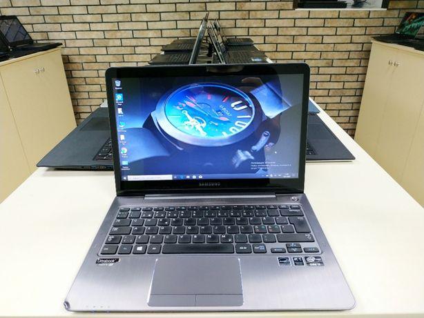 СКИДКА на Сенсорный ноутбук \ Samsung \ Гарантия \ Металлический