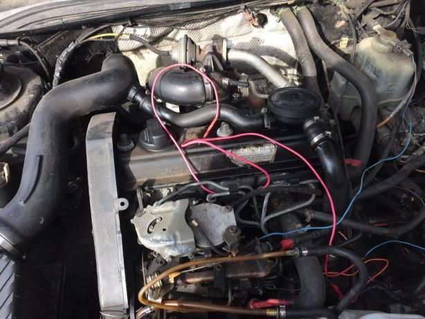 Silnik vw pasat b3