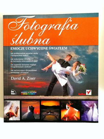 Książka fotografia ślubna
