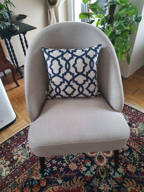Piękny fotel- nowy