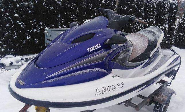 Skuter wodny Yamaha ładny kadłub bez napędu pod silnik zabur transport