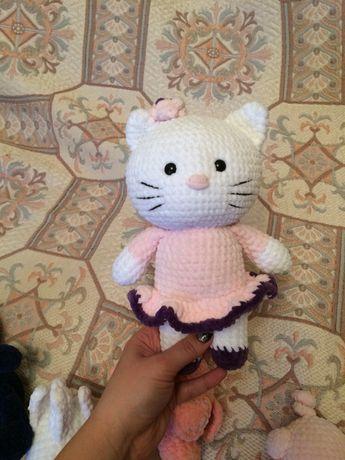Плюшевая кошечка, Хеллоу Китти, Hello Kitty