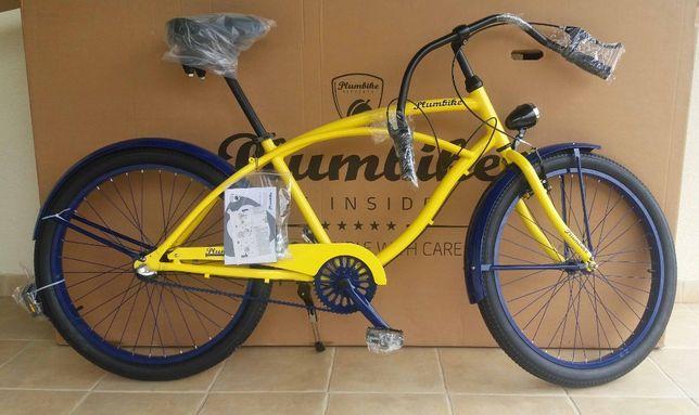 Nowy rower Plumbike Rider 2018