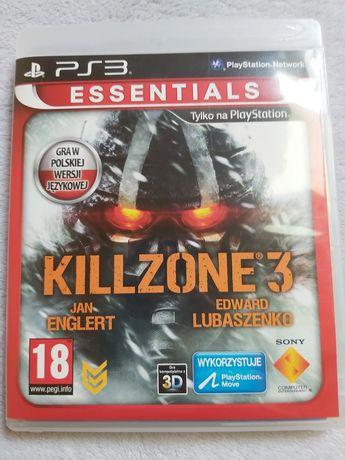 Killzone 3 PS 3. [ESSENTIALS] Polska wersja. Z opcją 2D i 3D i Move