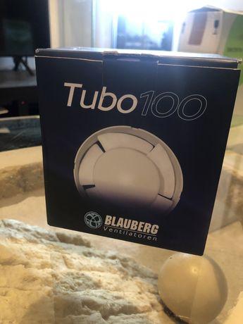 Ventilador extractor Blauberg tubo 100 Novo