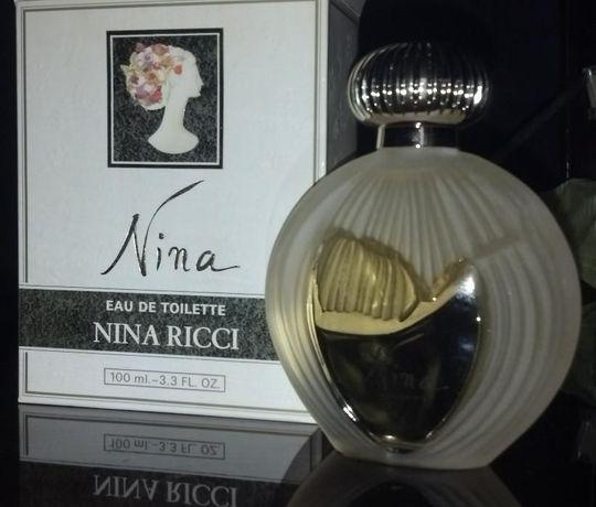 """NINA"" nina ricci 100 ml СССР винтаж"