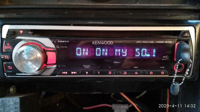 Kenwood KDC 316U