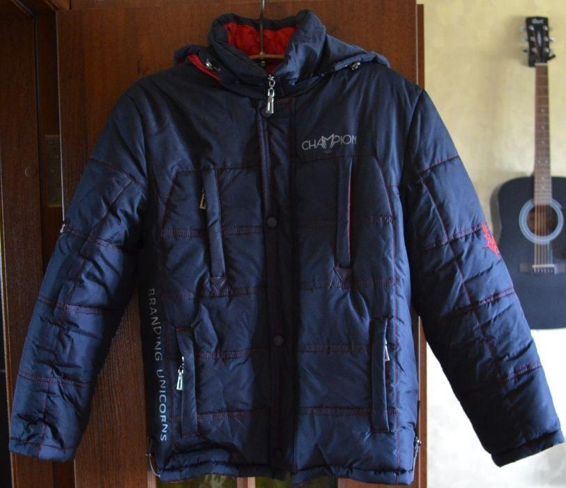 Курточка зимняя на подростка Полтава - изображение 1