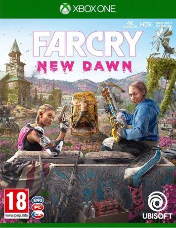Far Cry New Dawn PL XBOX ONE Nowa * Video-Play Wejherowo