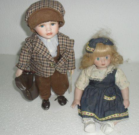 Bonecas de Porcelana, casal