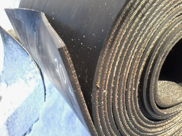 Б-у и новая Конвейерная транспортерная лента - Толщина от 4 до 20 мм.