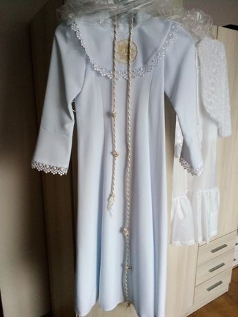 Alba sukienka komunijna i halka