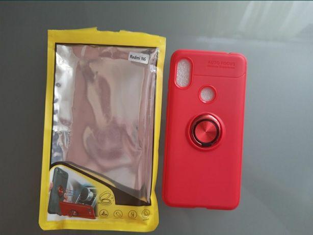 Чехол на Xiaomi Redmi Note 6.