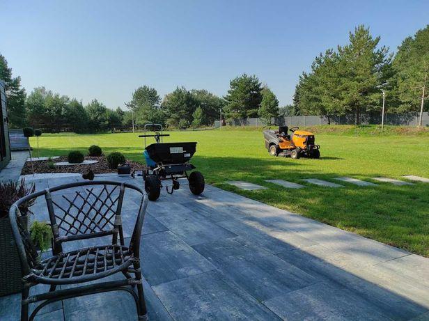 Trawniki, nawadnianie, ogrody, porządkowanie, odśnieżanie