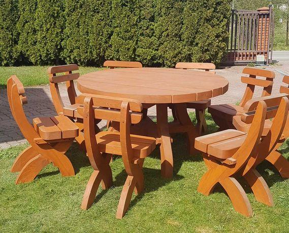 Stół ogrodowy zrobiony na zamówienie