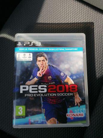 Pro Evolution Soccer 18 PS3