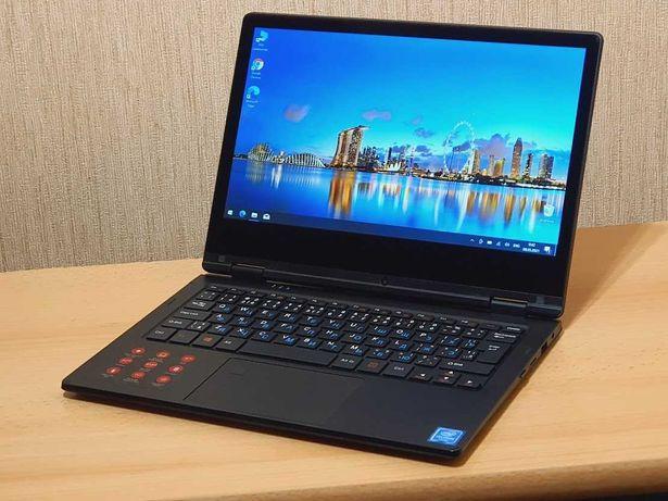 Ультра тонкий ноутбук - трансформер Батарея 12 час (1920x1080) Full HD