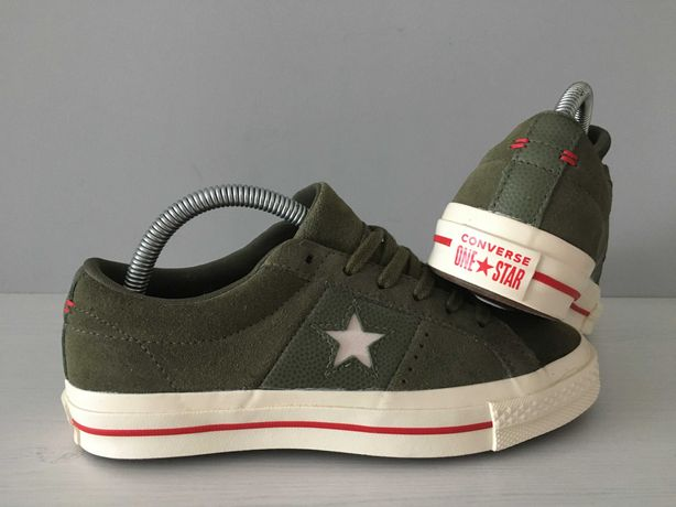 Converse One Star trampki skóra Nowe roz. 36,5