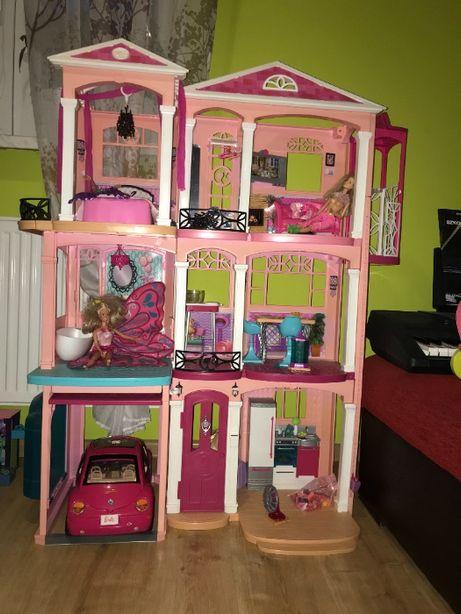 Barbie Wymarzony domek firmy Mattel