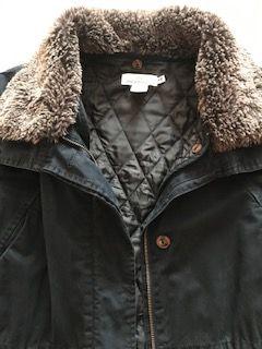 Женское пальто/длинная куртка H&M, европ.размер 42