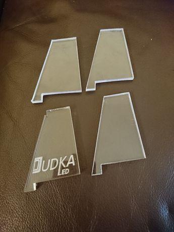 Nóżki do belek aluminiowych