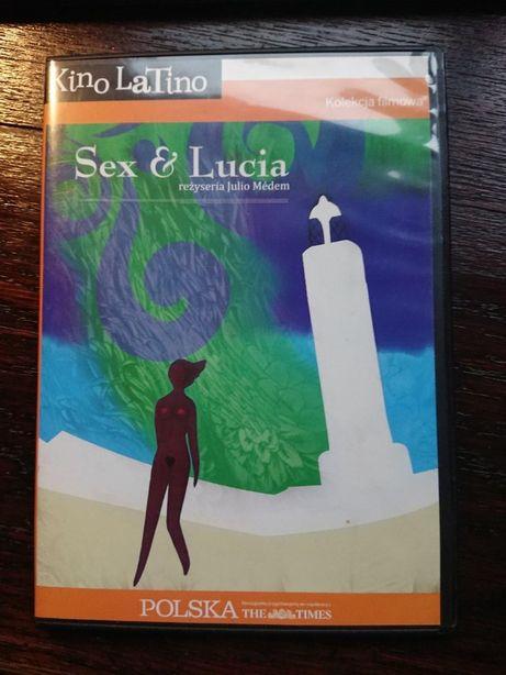 Sex i Lucia na dvd