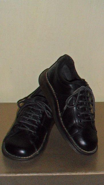 Туфли-полуботинки-кроссы бренд кожа Dr.Martens Uk (англ.4)23см.