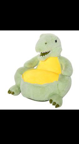 Fotel pluszowy dla dzieci
