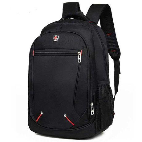 Мужской городской рюкзак с отсеком для ноутбука ортопедической спинкой