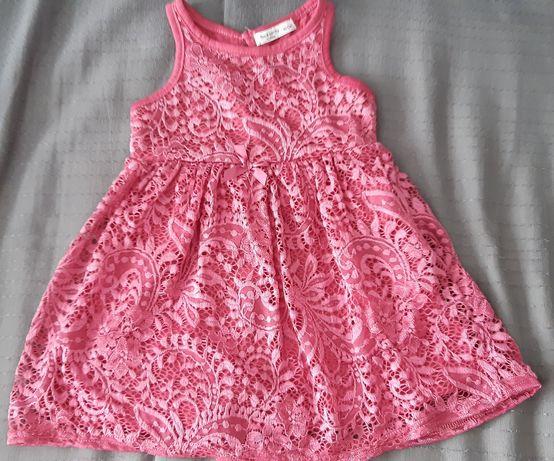 Nowa sukienka z podszewką