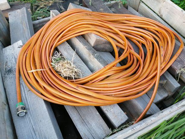 Wąż ogrodowy 2x50m 1/2'