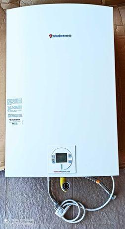 Esquentador ventilado digital 17L Vulcano como novo