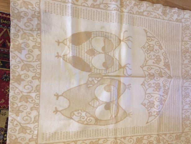 Одеяло шерсть ярослав шерстяное одеяльце покрывало детское в кроватку