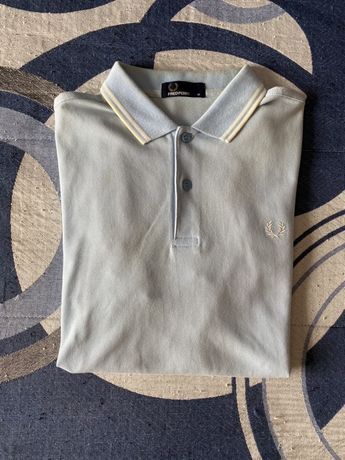 Polo fred perry Original - baby blue