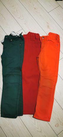 Spodnie 3 pary 122