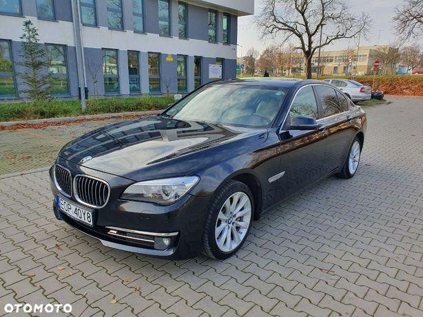 BMW Seria 7 Salon Polska Xdrive do końca w ASO Stan Idealny 1000% bezwyp. Oryginał