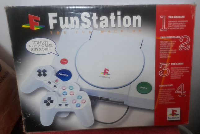 Consola FunStation