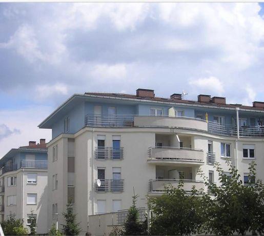 Duża kawalerka z garderobą i balkonem Milczańska Łacina Polanka Rataje