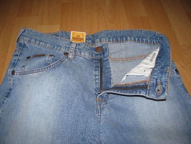 Dżinsy damskie w stylu Vintage z wysokim stanem - W29-31 x L31