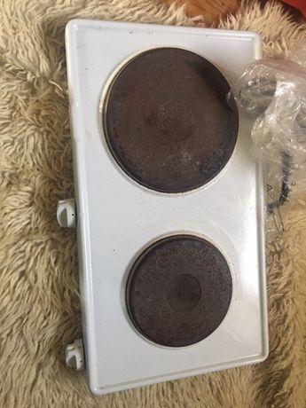Elektryczna kuchenka 2 palniki