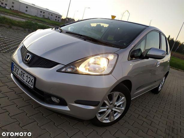 Honda Jazz 1.4 iVTEC~Automat~I Shift~Łopatki~Climatronic~75 Tys~Alu~PERFEKCYJNY!!