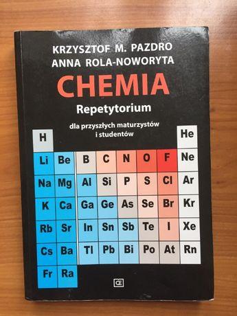 Chemia repetytorium maturalne Pazdro