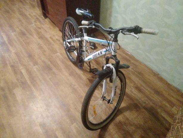 Продам горний велосипед ТИТАН підлітковий