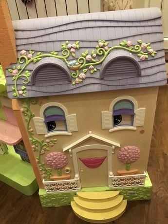 Интерактивный дом Миссис Гудби Caring Corners