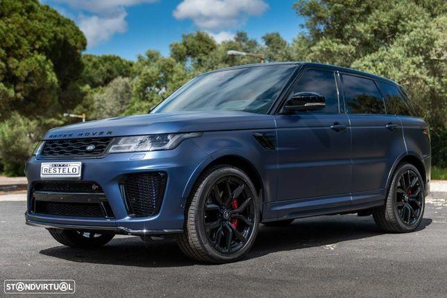 Land Rover Range Rover Sport 5.0 V8 S/C SVR Carbon Edition