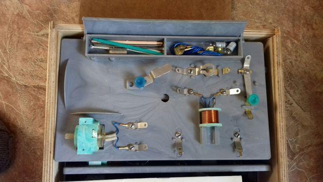 Электроконструктор учебный по природоведению (ЭУП)