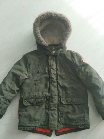 Куртка парка демисезонная 110см