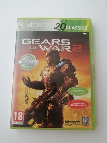 Gears of war 2 gra na xbox360